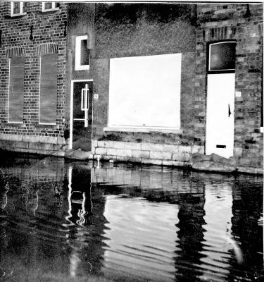 Overstroming Meensesteenwegweg, 1964-1965