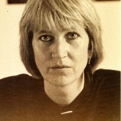 Schrijfster Rita Demeester