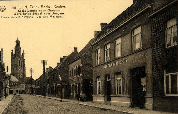 Wereldlijke school Henri Tant-Roels