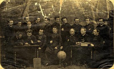 Lerarenkorps Klein Seminarie