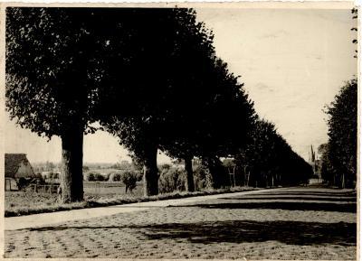 Gitsbergstraat, Gits, 1960
