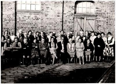 Bijeenkomst St. Quirinuszaal, Hooglede, 1982