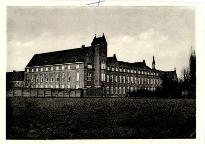 Klooster Gits, Gits, 1935