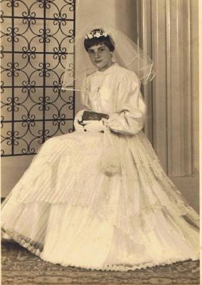 Plechtige Communie Isabella Maertens