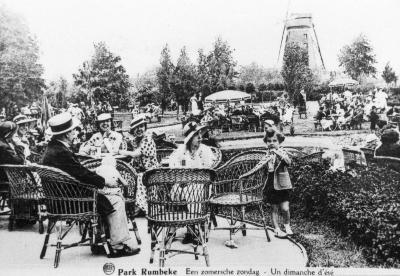 Park van Rumbeke