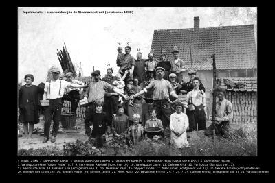 Steenbakkerij Steenovenstraat, Ingelmunster, ca. 1930
