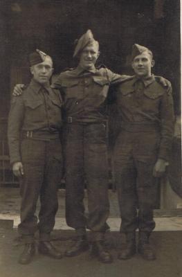 Soldaat Maurits Maertens