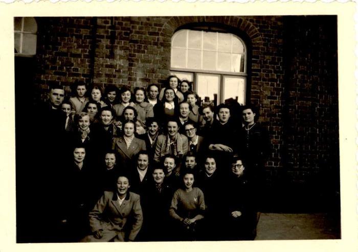 Kustfeest KAV, Hooglede, 1952