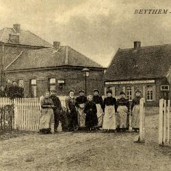 Station Beitem, voor WO I