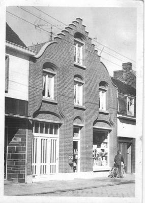 Winkel André Depla en Margaretha Devloo, Gits, circa 1970