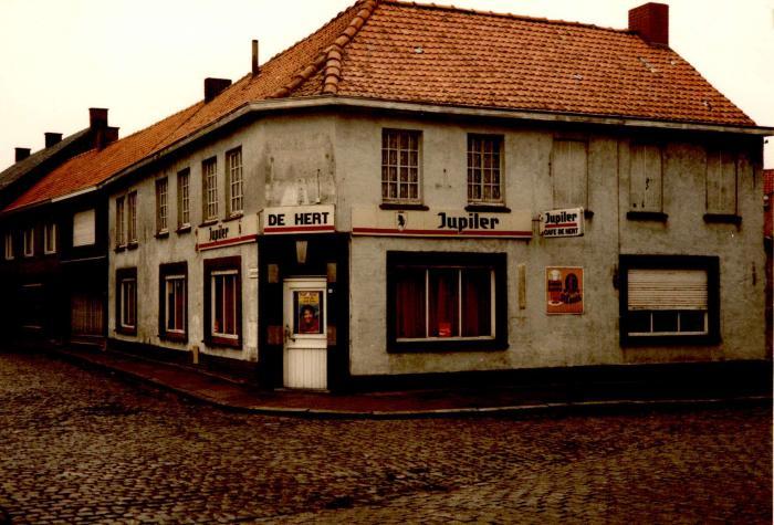 """Café """"De Hert"""", Gits"""