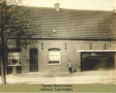 Huis Hector Decorte, Gits