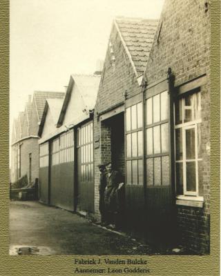 Fabriek familie Vandenbulcke, Gits