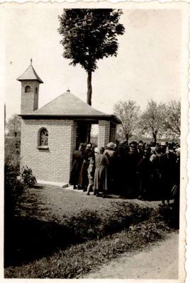 Kapel van Banneux, Gits