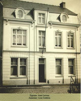 Huis Burgemeester Aimé Lievens, Gits