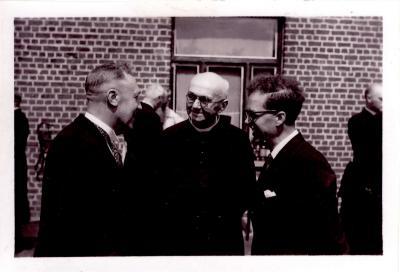 Gouden priesterjubileum pastoor Jozef, Gits, 1941