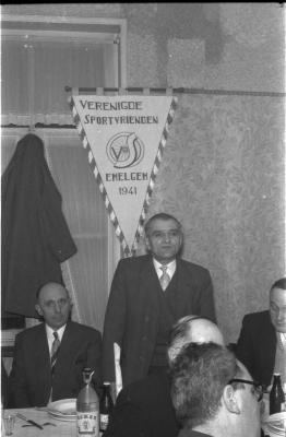Wielerclub Verenigde Sportvrienden: Henri Dekeerschieter, Emelgem 1958