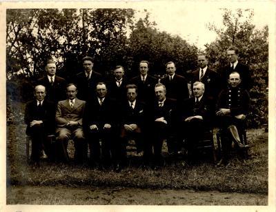 Winterhulpcomité, Gits, 1943