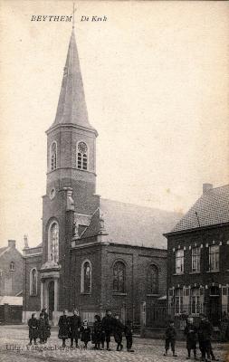 Sint-Godelievekerk, Beitem