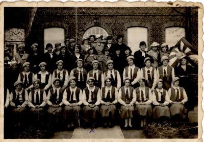 Boerenjeugdbond, Gits, 1940