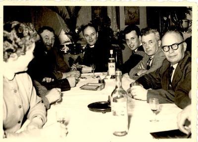 Bijeenkomst, Hooglede-Gits, 1960