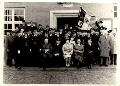 Brandweerkorps, Gits, 1960