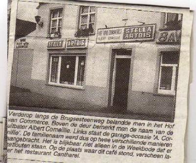Café het Hof Van Commerce, Gits