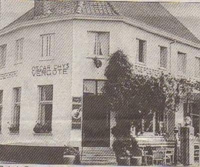 Herberg De Peerdeposterij, Gits
