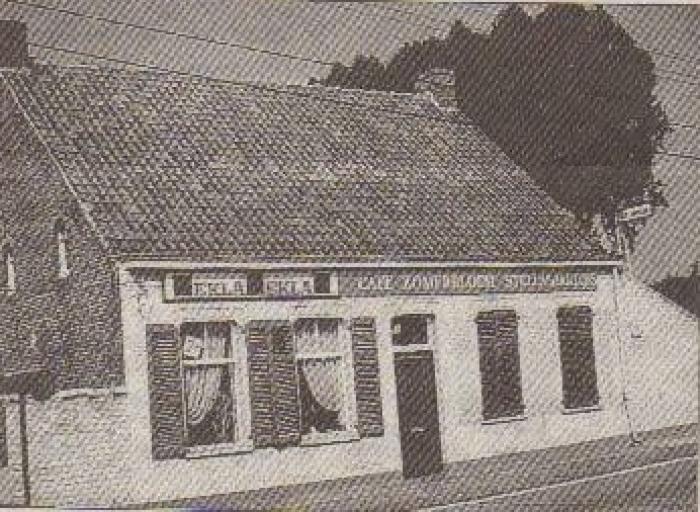 Café Zomerbloem, Gits