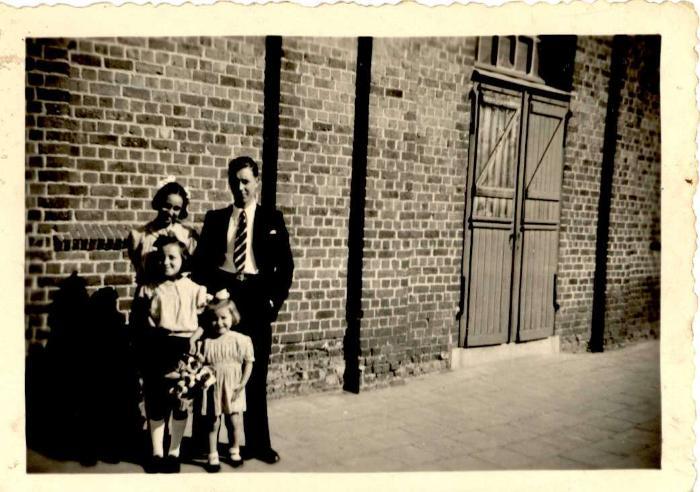 Familiefoto, Hooglede