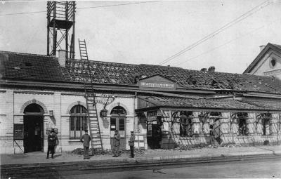 Stationsgebouw Lichtervelde