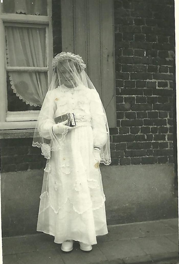 Plechtige Communie, Gits, 1952