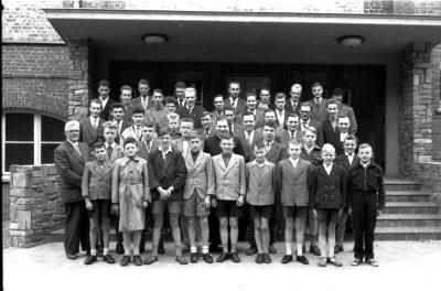 Mandelclub, Izegem, 5 juli 1958